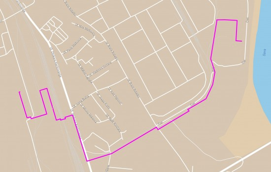 Sisak 4km 2013