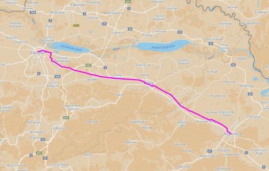 Varazdin-Koprivnica 2013 k8km
