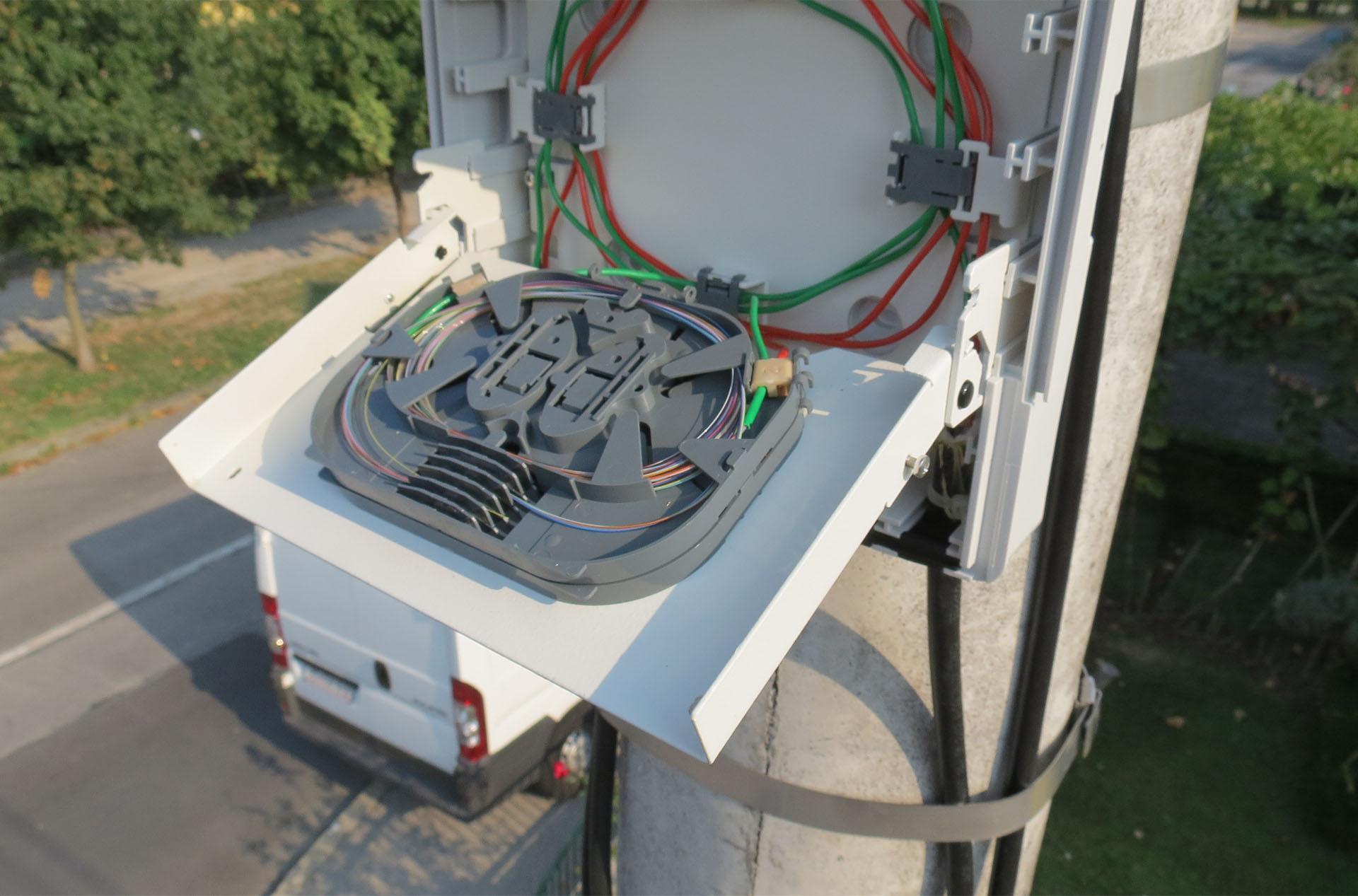 Dubrava – Air Fibre Network – Elektro imber Ltd
